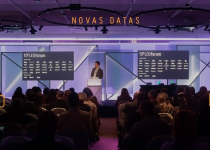 LEDforum comunica as novas datas e formatos do evento